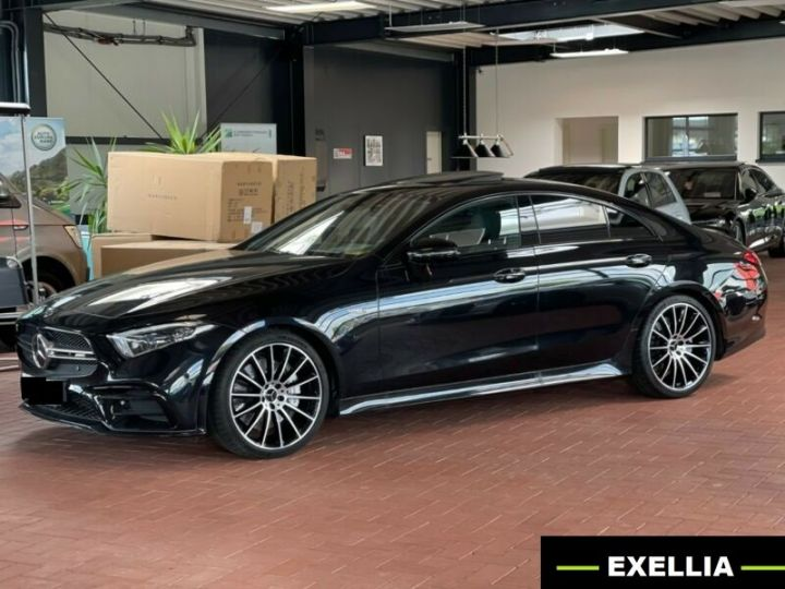 Mercedes CLS 53 AMG 4 MATIC  NOIR Occasion - 4