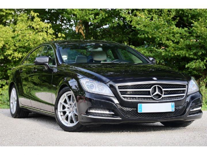 Mercedes CLS CLASSE 350 CDI BlueEfficiency A NOIR - 1
