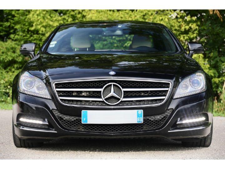 Mercedes CLS CLASSE 350 CDI BlueEfficiency A NOIR - 2