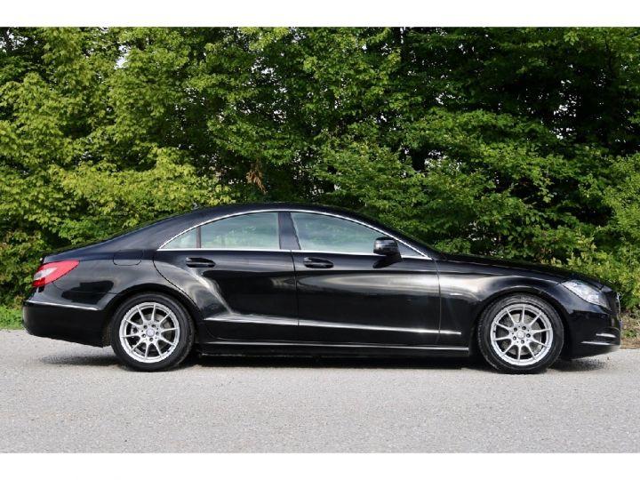 Mercedes CLS CLASSE 350 CDI BlueEfficiency A NOIR - 3