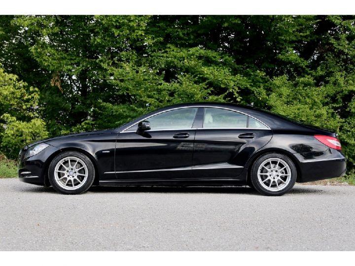 Mercedes CLS CLASSE 350 CDI BlueEfficiency A NOIR - 4