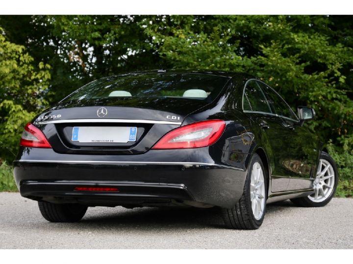 Mercedes CLS CLASSE 350 CDI BlueEfficiency A NOIR - 5