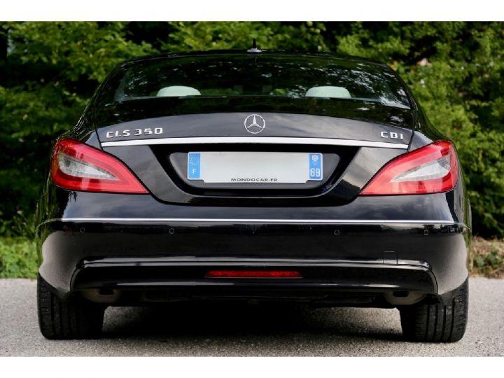 Mercedes CLS CLASSE 350 CDI BlueEfficiency A NOIR - 6