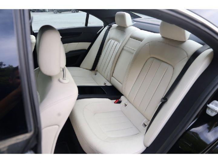 Mercedes CLS CLASSE 350 CDI BlueEfficiency A NOIR - 7