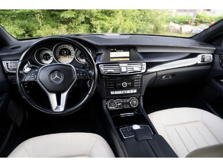 Mercedes CLS CLASSE 350 CDI BlueEfficiency A NOIR - 8