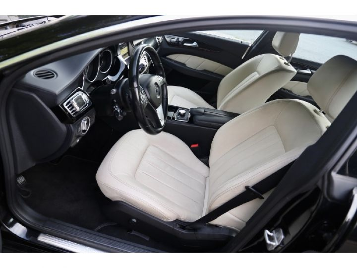 Mercedes CLS CLASSE 350 CDI BlueEfficiency A NOIR - 9