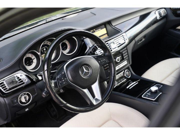 Mercedes CLS CLASSE 350 CDI BlueEfficiency A NOIR - 10