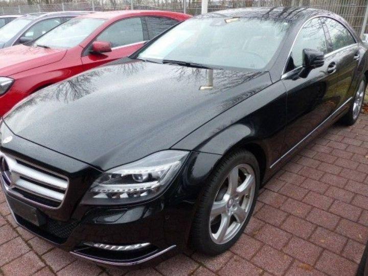 Mercedes CLS II 350 CDI 4MATIC 7 G-TRONIC(06/2014) noir métal - 1