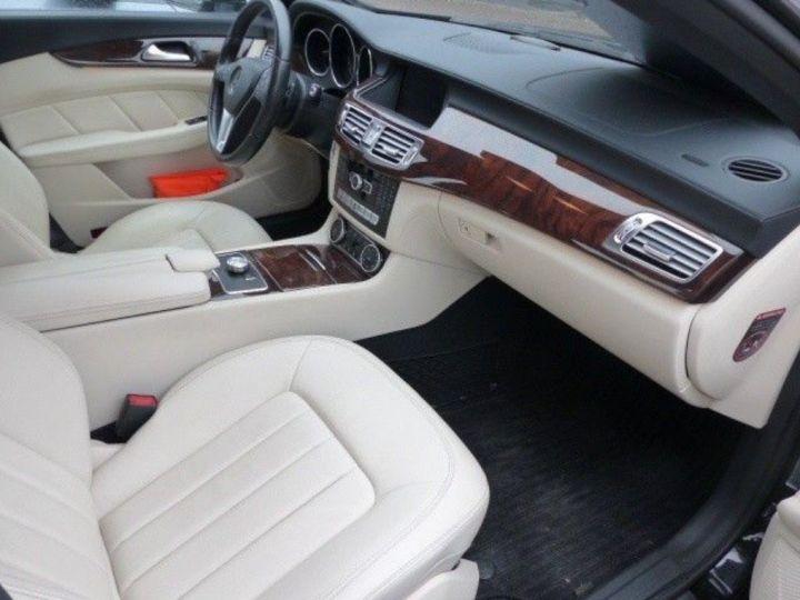 Mercedes CLS II 350 CDI 4MATIC 7 G-TRONIC(06/2014) noir métal - 3