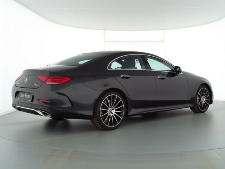 Mercedes CLS III 450 367ch AMG 9G-Tronic Gris Graphite - 2