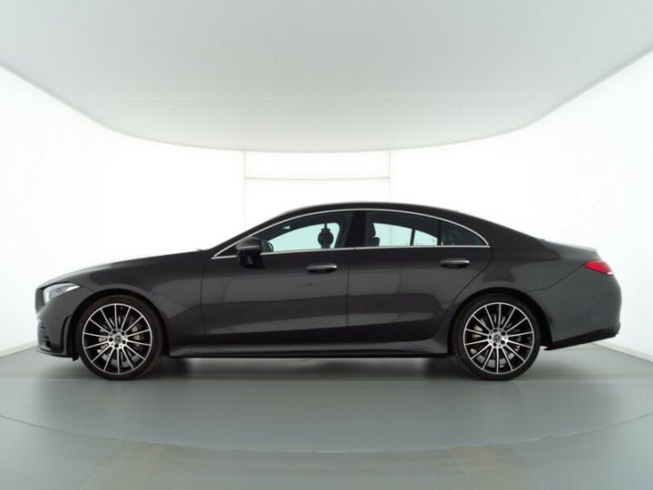Mercedes CLS III 450 367ch AMG 9G-Tronic Gris Graphite - 3