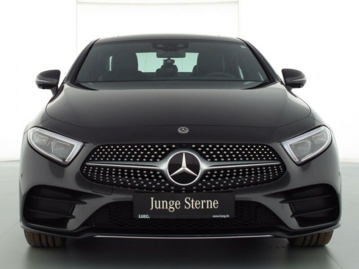 Mercedes CLS III 450 367ch AMG 9G-Tronic Gris Graphite - 4