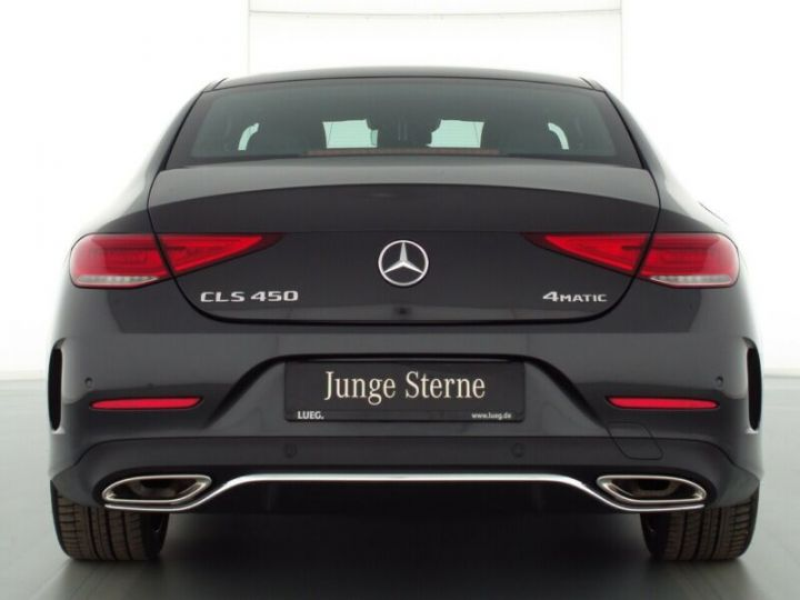 Mercedes CLS III 450 367ch AMG 9G-Tronic Gris Graphite - 5