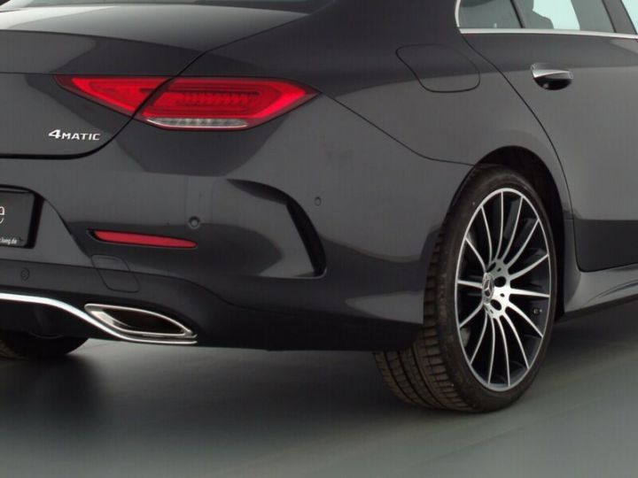 Mercedes CLS III 450 367ch AMG 9G-Tronic Gris Graphite - 7