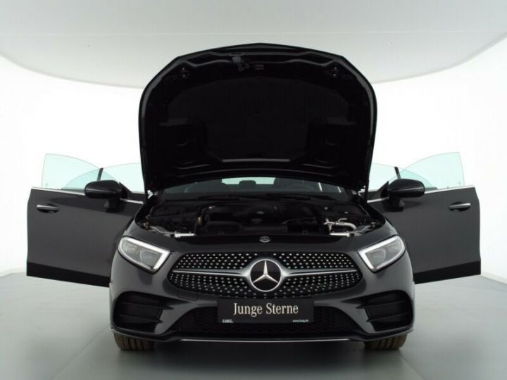 Mercedes CLS III 450 367ch AMG 9G-Tronic Gris Graphite - 8