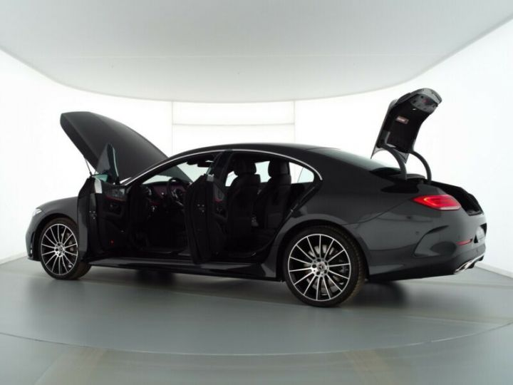 Mercedes CLS III 450 367ch AMG 9G-Tronic Gris Graphite - 10