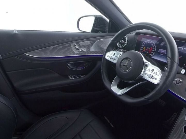 Mercedes CLS III 450 367ch AMG 9G-Tronic Gris Graphite - 12