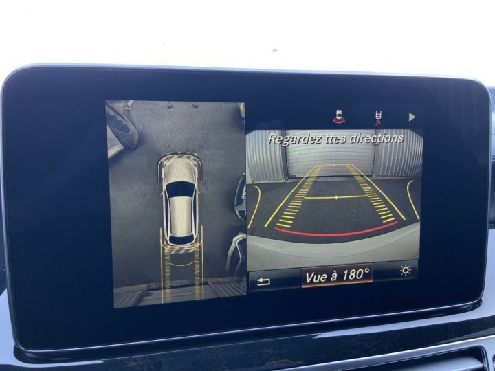 Mercedes CLS Shooting Brake 350 D FASCINATION PACK AMG 258ch 9G-TRONIC BLANC NACRE - 26