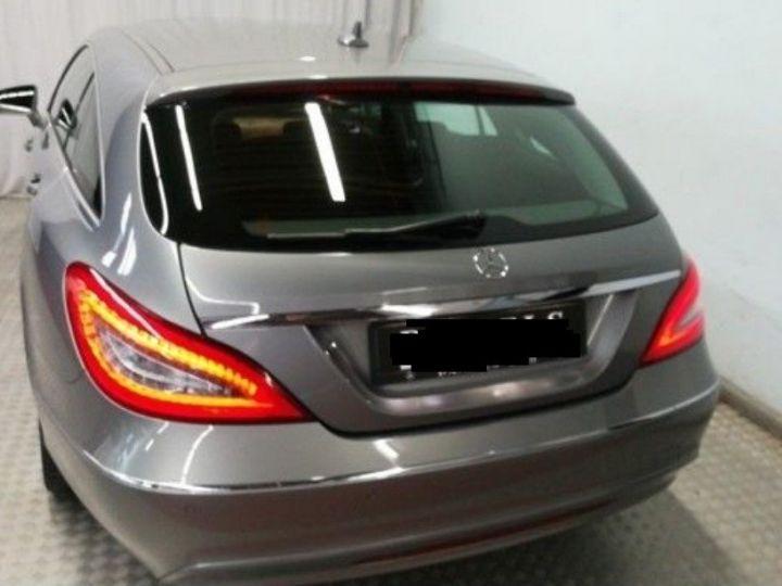 Mercedes CLS Shooting Brake II 350 CDI BLUEEFFICIENCY EDITION 1 BA7 7G-TRONIC PLUS(07/2014) Gris métal palladium - 3