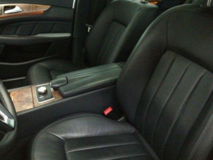 Mercedes CLS Shooting Brake II 350 CDI BLUEEFFICIENCY EDITION 1 BA7 7G-TRONIC PLUS(07/2014) Gris métal palladium - 5