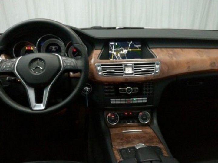 Mercedes CLS Shooting Brake II 350 CDI BLUEEFFICIENCY EDITION 1 BA7 7G-TRONIC PLUS(07/2014) Gris métal palladium - 8
