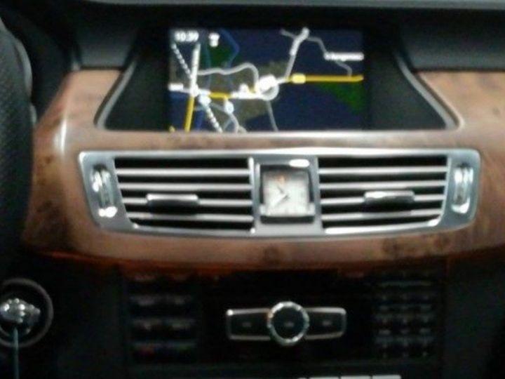 Mercedes CLS Shooting Brake II 350 CDI BLUEEFFICIENCY EDITION 1 BA7 7G-TRONIC PLUS(07/2014) Gris métal palladium - 9