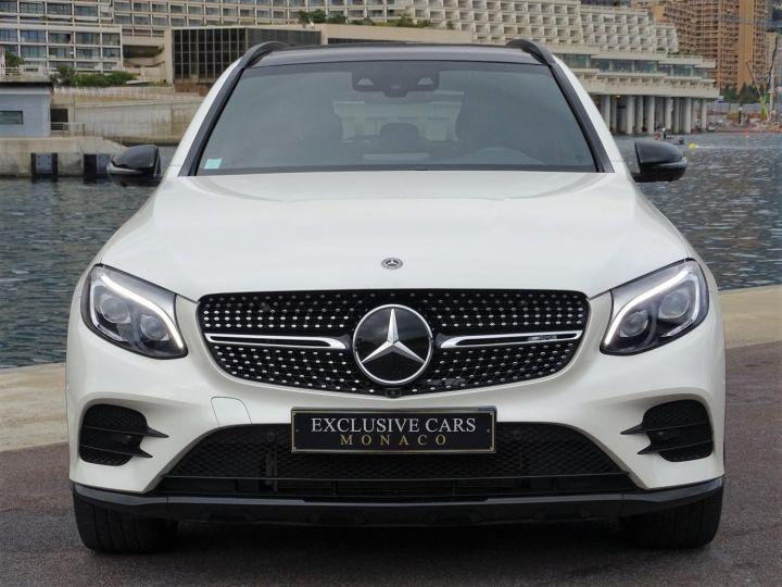 Mercedes GLC Blanc Diamant Metal - 2