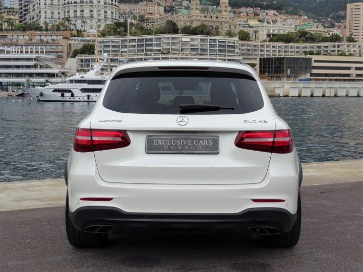Mercedes GLC Blanc Diamant Metal - 16