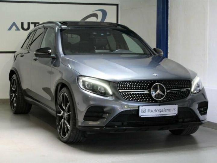 Mercedes GLC Gris métallisée  - 1