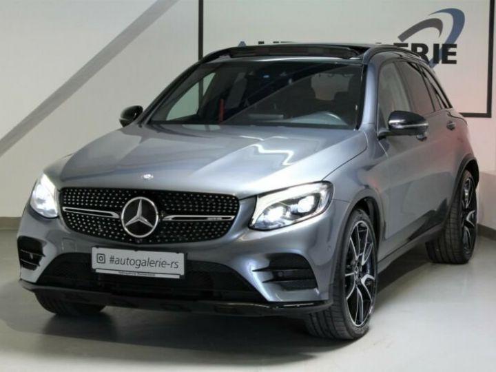Mercedes GLC Gris métallisée  - 2