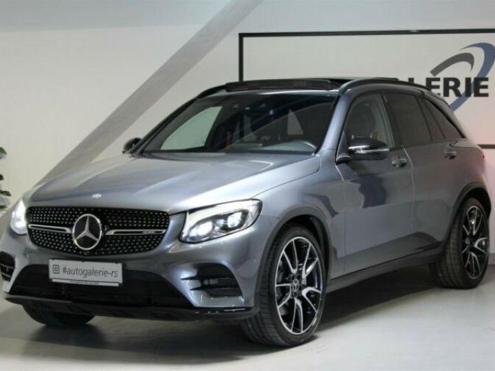 Mercedes GLC Gris métallisée  - 3