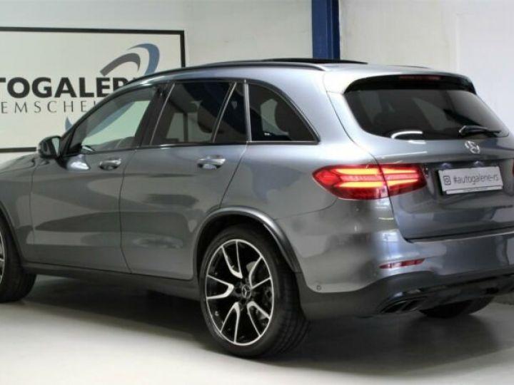 Mercedes GLC Gris métallisée  - 4