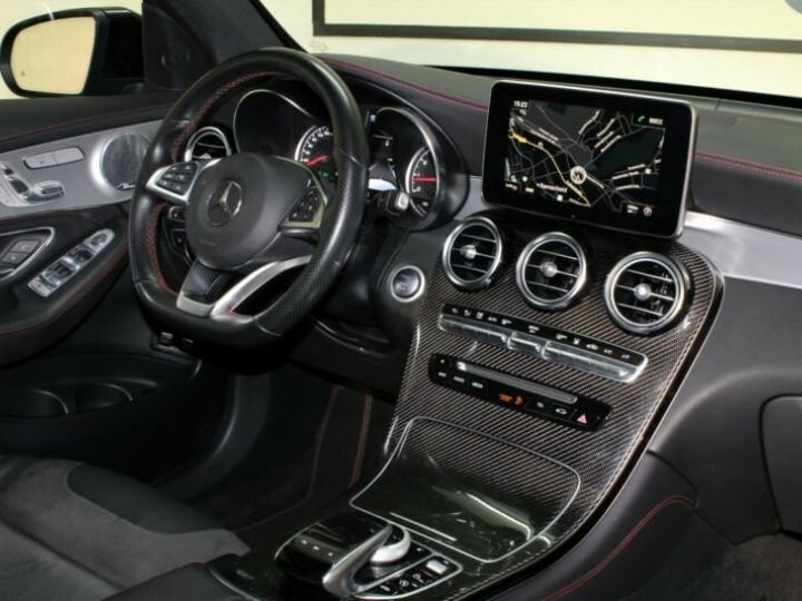 Mercedes GLC Gris métallisée  - 6