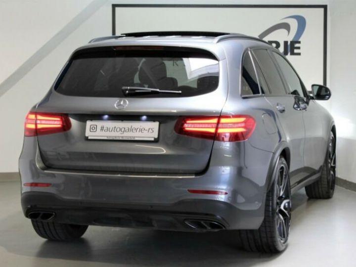 Mercedes GLC Gris métallisée  - 12