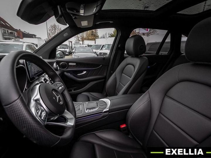Mercedes GLC 200 4MATIC AMG  NOIR PEINTURE METALISE  Occasion - 4