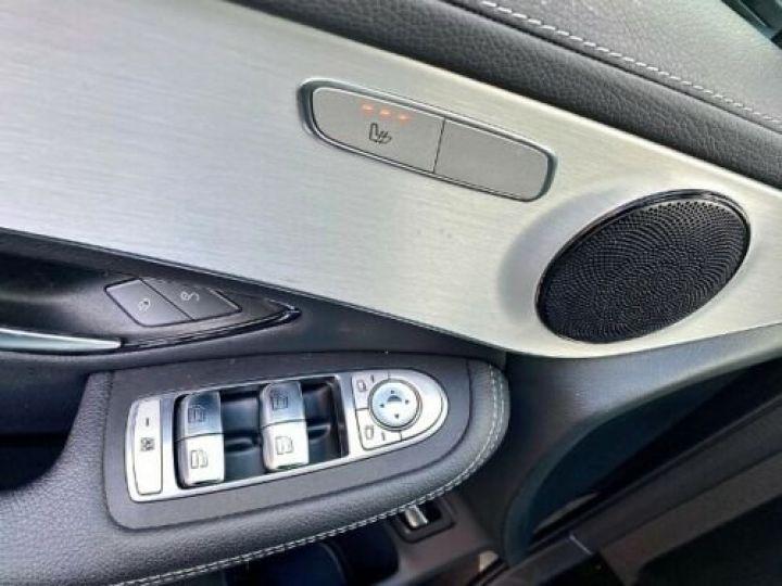 Mercedes GLC 200 d 4Matic / GPS / Contrôle automatique de la pression des pneus / Toit ouvrant/ Phare LED / Caméra / Garantie 12 mois  Noir métallisée  - 13