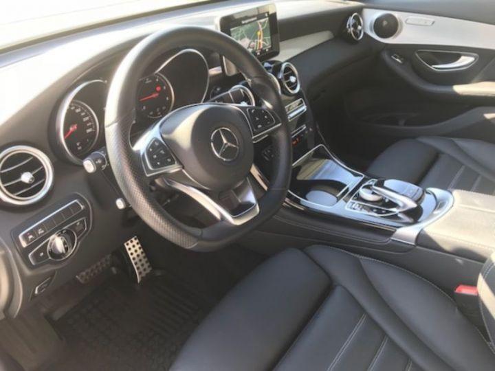 Mercedes GLC 220 D 170CH FASCINATION 4MATIC 9G-TRONIC BLANC Occasion - 4