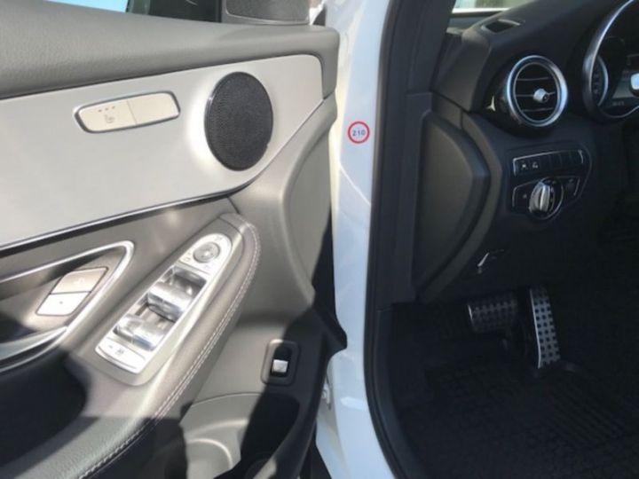Mercedes GLC 220 D 170CH FASCINATION 4MATIC 9G-TRONIC BLANC Occasion - 5