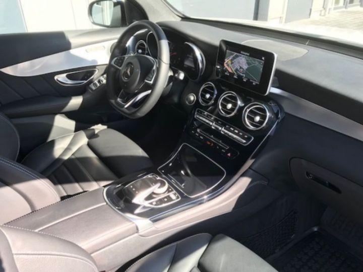 Mercedes GLC 220 D 170CH FASCINATION 4MATIC 9G-TRONIC BLANC Occasion - 7