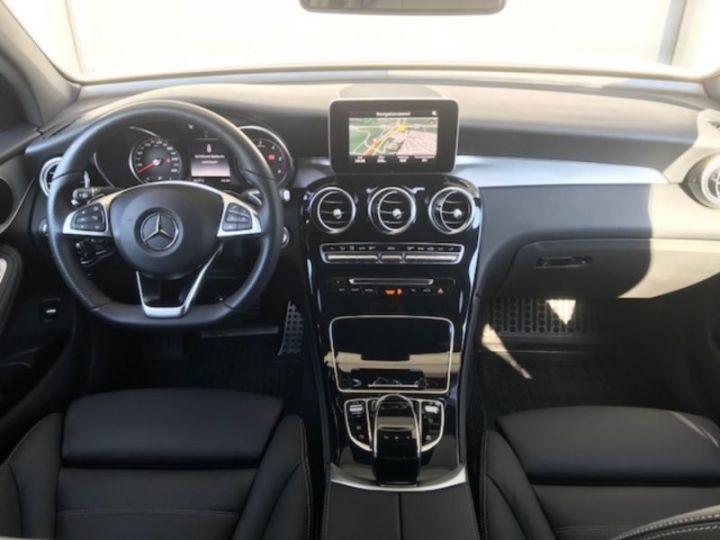 Mercedes GLC 220 D 170CH FASCINATION 4MATIC 9G-TRONIC BLANC Occasion - 11