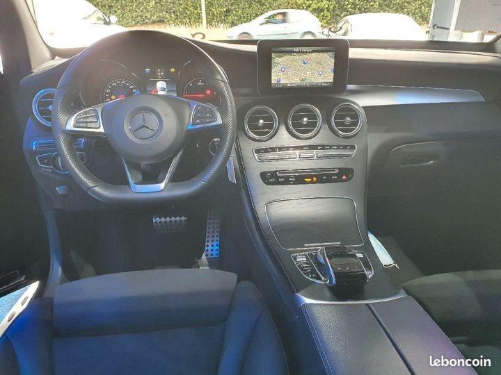 Mercedes GLC 220d Sportline 4 Matic BVA9 Marron - 3