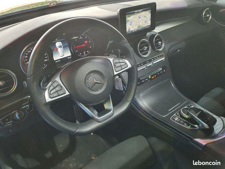 Mercedes GLC 220d Sportline 4 Matic BVA9 Marron - 4