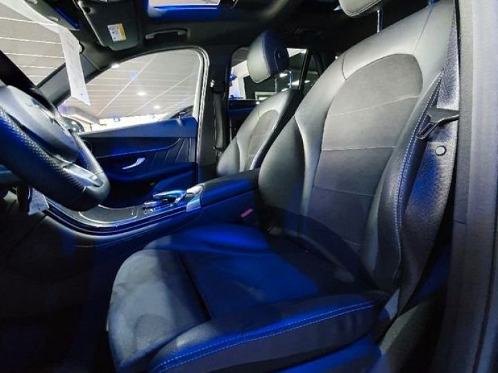 Mercedes GLC 220d Sportline 4 Matic BVA9 Marron - 5