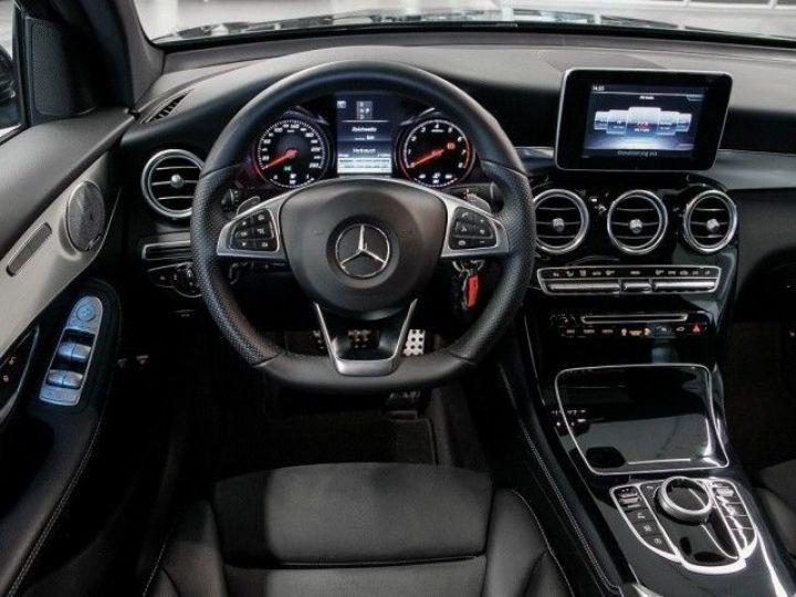 Mercedes GLC 250 211CH FASCINATION 4MATIC 9G-TRONIC NOIR Occasion - 7