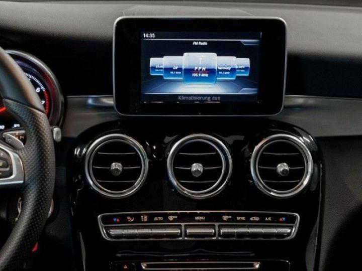 Mercedes GLC 250 211CH FASCINATION 4MATIC 9G-TRONIC NOIR Occasion - 11