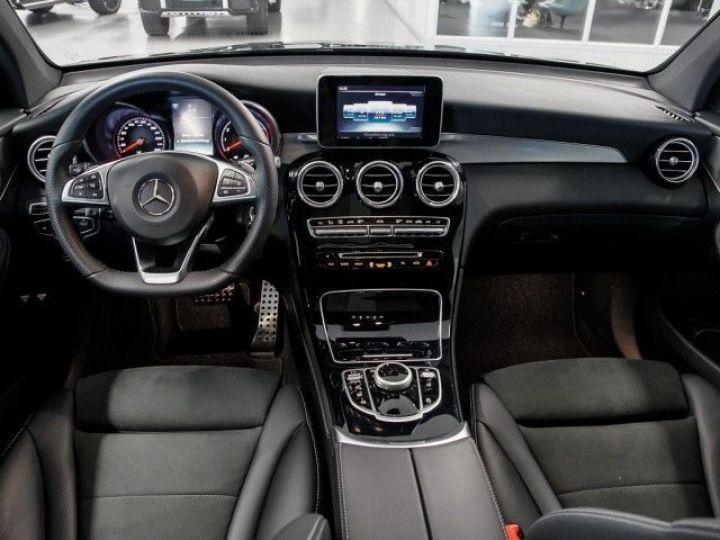 Mercedes GLC 250 211CH FASCINATION 4MATIC 9G-TRONIC NOIR Occasion - 12