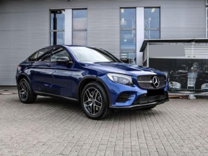 Mercedes GLC 250 211CH SPORTLINE 4MATIC 9G-TRONIC BLEU Occasion - 3