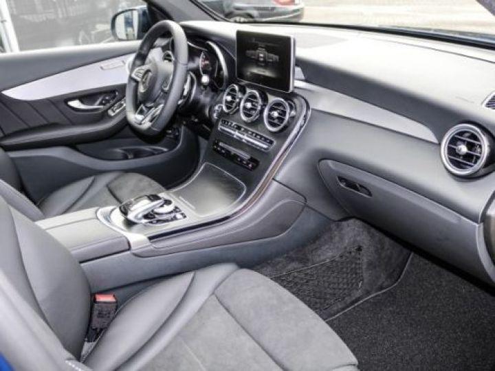 Mercedes GLC 250 211CH SPORTLINE 4MATIC 9G-TRONIC BLEU Occasion - 5