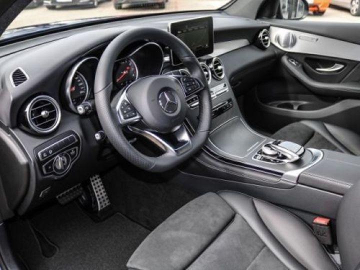 Mercedes GLC 250 211CH SPORTLINE 4MATIC 9G-TRONIC BLEU Occasion - 6