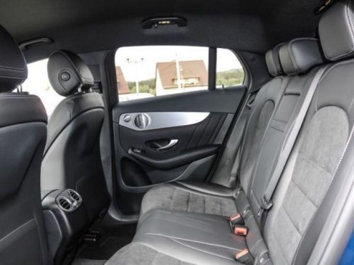 Mercedes GLC 250 211CH SPORTLINE 4MATIC 9G-TRONIC BLEU Occasion - 8